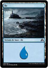 MTG Magic SOI FOIL - Island/Île, #286, French/VF
