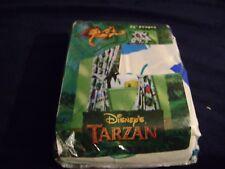 NEW Disney's Tarzan Drape set featuring TARZAN, TURK and TANTON