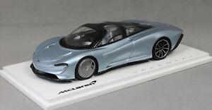 Spark McLaren Speedtail in Liquid Crystal 2019 22QA026CP 1/43 NEW