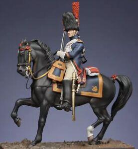 Tin toy soldier 54 mm.Superb Elite Luxury painting in St.Petersburg.