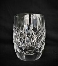 """2 3/8"""" Signed Waterford Alana Shot Glass Liquor Crystal Gothic Mark"""