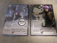 Ghost in The Shell 2nd Gig Stand Alone Complex Vol: 1&2
