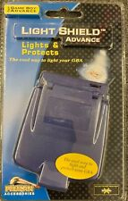 Light Shield For Gameboy Advance (GBA); New; Indigo