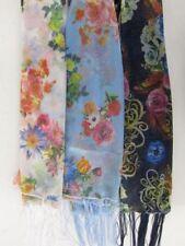 Floral Scarves & Shawls Sparkly Scarves for Women