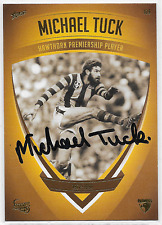 2011 Select Premiership Player (109) Michael TUCK Hawthorn Hand Signed