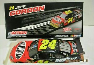 JEFF GORDON 2009 DUPONT 1/24 ACTION DIECAST IMPALA SS CAR 1/19,322