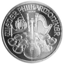 2016 1.50 Euro Silver Austrian Philharmonic 1 oz Brilliant Uncirculated