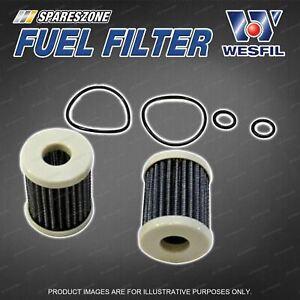 Wesfil Fuel Filter for Holden Commodore VE 3.6 V6 24V LPG 08/2006-02/2012