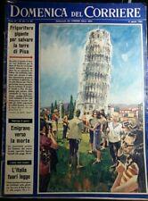 DOMENICA DEL CORRIERE N.32 1965