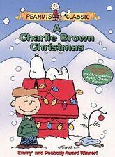 A Charlie Brown Christmas (DVD, 2000, Sensormatic; Bonus Peanuts Feature)