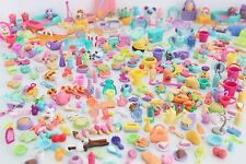 ❤️ LITTLEST PET SHOP ❤️ LPS 12 PIECES RANDOM SURPRISE GRAB BAG LOT ACCESSORIES
