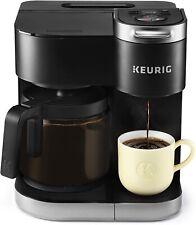 Keurig K-Duo Essentials 12 Cup Coffee Maker - Black - Open Box, Never Used