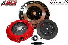 ACS ULTRA STAGE 2 CLUTCH KIT+LIGHT FLYWHEEL FOR 2008-2011 HONDA CIVIC Si 2.0L