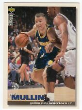 figurina CARD BASKET NBA 1995 NEW numero 53 CHRIS MULLIN