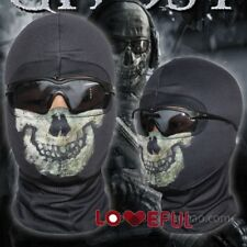 New 3D Call of Duty 6 Modern Warfare 2 Ghost Skull Full Face Ghost Mask