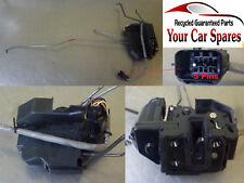 Hyundai Getz 5 Door Hatchback Passenger Side Front Central Locking Motor