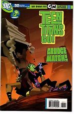 TEEN TITANS GO  # 32 NM 2006 BEAST BOY TORRES TODD NAUCK CARTOON NETWORK HTF