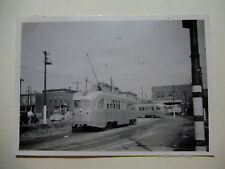 USA929 - 1940s NYCBT BROOKLYN - TRAIN No1064 Photo - NEW YORK USA
