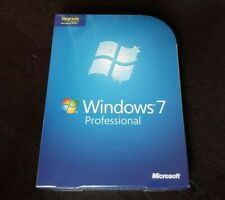 Windows 7 Professional Upgrade FQC-00130 Operating System BRAND NEW