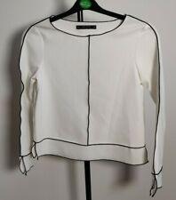 Zara Basic White Blouse XS