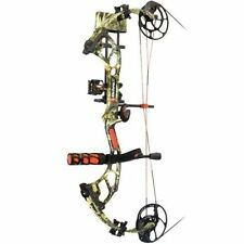 2020 PSE Drive DC RTS Package RH Mossy Oak Country Camo 29 60 Compound Bow