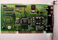 AOpen FX-3D 16-Bit ISA Wavetable Sound Card with Analog Devices AD1816 Chip