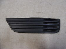 3290 E7 2004-2008 MK2 FORD FOCUS LX N/S FRONT PASSENGERS SIDE LOWER BUMPER GRILL