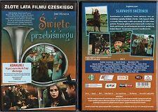 Swieto przebisniegu POLISH DVD, CZECH movie