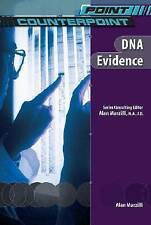DNA EVIDENCE (POINT/COUNTERPOINT) (POINT/COUNTERPOINT), ALAN MARZILLI, Used; Ver