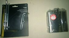 Origin 8 Flask and Flask Mount Waterbottle Cage NWT