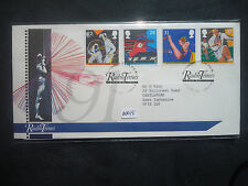 Great Britain 1991 world student games and rugby world cup first day cover