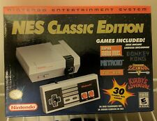 New Nintendo Classic NES Mini Retro Video Gaming System Console Discontinued