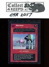 Star Wars CCG Reflections 2 II: Walker Garrison Foil SRF (SWCCG) *B*