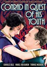 Conrad In Quest Of His Youth (Silent) (2014, DVD New) DVD-R/BW