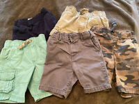 Lot Boys Shorts 3t The Childrens Place Carter's