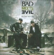 Hell: The Sequel [CLEAN] Bad Meets Evil CD SEALED