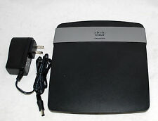 Cisco Linksys E2500 Wireless N Dual Band 4-Port Router ~ FREE Shipping