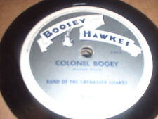 78RPM Boosey and Hawkes 2123 Band of Grenadier Guards, Storm King/Colonel E- E