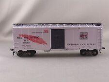 Athearn - Western Pacific - 40' Box Car+ Wgt # 19532 - Trucks w/Real Springs