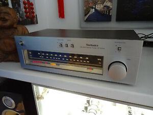 ⭐️⭐️⭐️  Technics ST-8044 Vintage-Tuner der 70er Jahre aus Sammlung! ⭐️⭐️⭐️