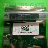 1PCS SYNCMOS SM8951AC25PP DIP-40 Integrated Circuit