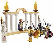 Playmobil The Movie 53 Pieces Emperor Maximus In The Colosseum 70076