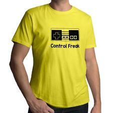 Control Freak NES Classic Retro Nintendo Controller Mens Crew Neck Tee T-Shirt