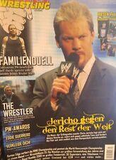 Power de catch 03/2009 WWE WWF TNA + 4 POSTERS (John Cena, Kelly Kelly, Swagger)