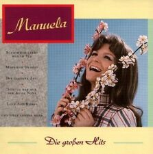 Manuela Die großen Hits (16 tracks, 1963-69/90) [CD]