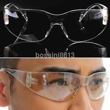 Safety Goggles Vented Glasses Eye Protection Protective Lab Anti Fog Dust Clear
