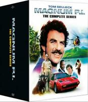 MAGNUM P.I Complete DVD Series (2018 RELEASE) 1-8 Season 1 2 3 4 5 6 7 8 - PI