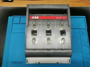 ABB XLP 2 Lasttrenner NH2 400A Lasttrennschalter 3polig