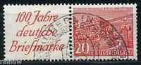 Berlin Bauten 1949 Zusammendruck W 13 geprüft (S6012)