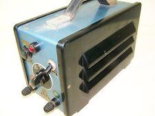 DDR Caricabatterie E 12 4 S raro 6 V 12 V Trabant Wartburg
